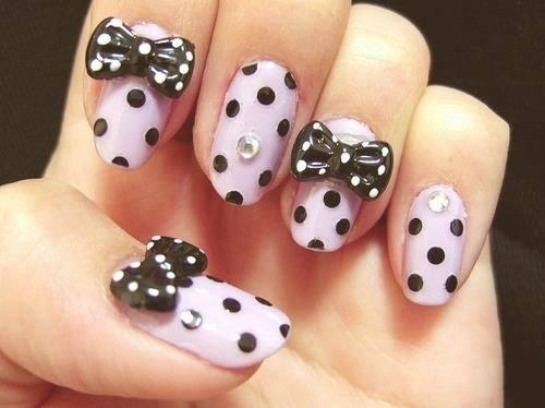 3d diseños uñas