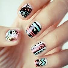 decoracion uñas pequeñas