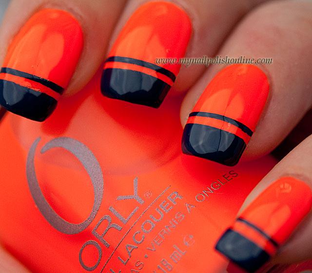 modelo-de-uñas-rojo-neon