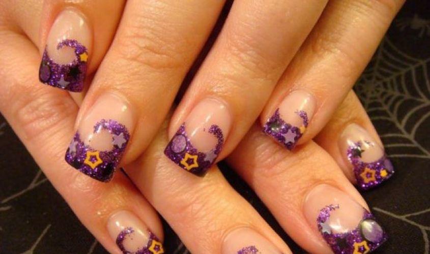 bellos-disenos-de-unas-en-tonos-violeta