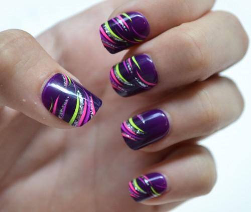 disenos-de-unas-violeta
