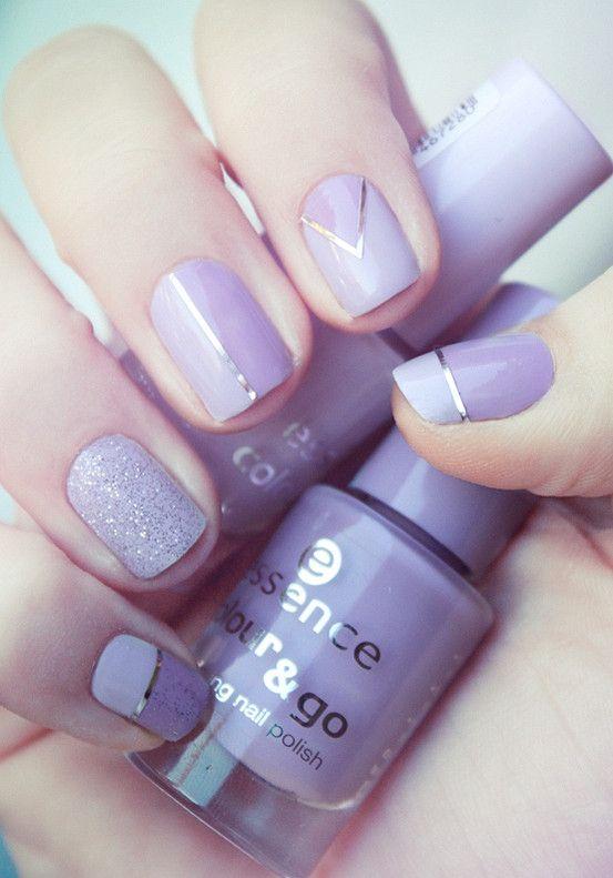 unas-en-tonos-violeta