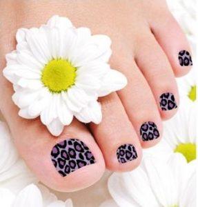 3 Modelos de decoración de uñas para pies qué puedes hacer fácilmente