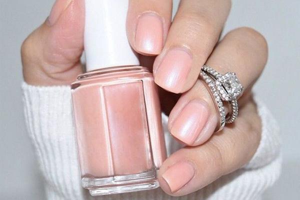 Colores De Uñas Para Primavera Verano 2017 Color Rosa Cuarzo