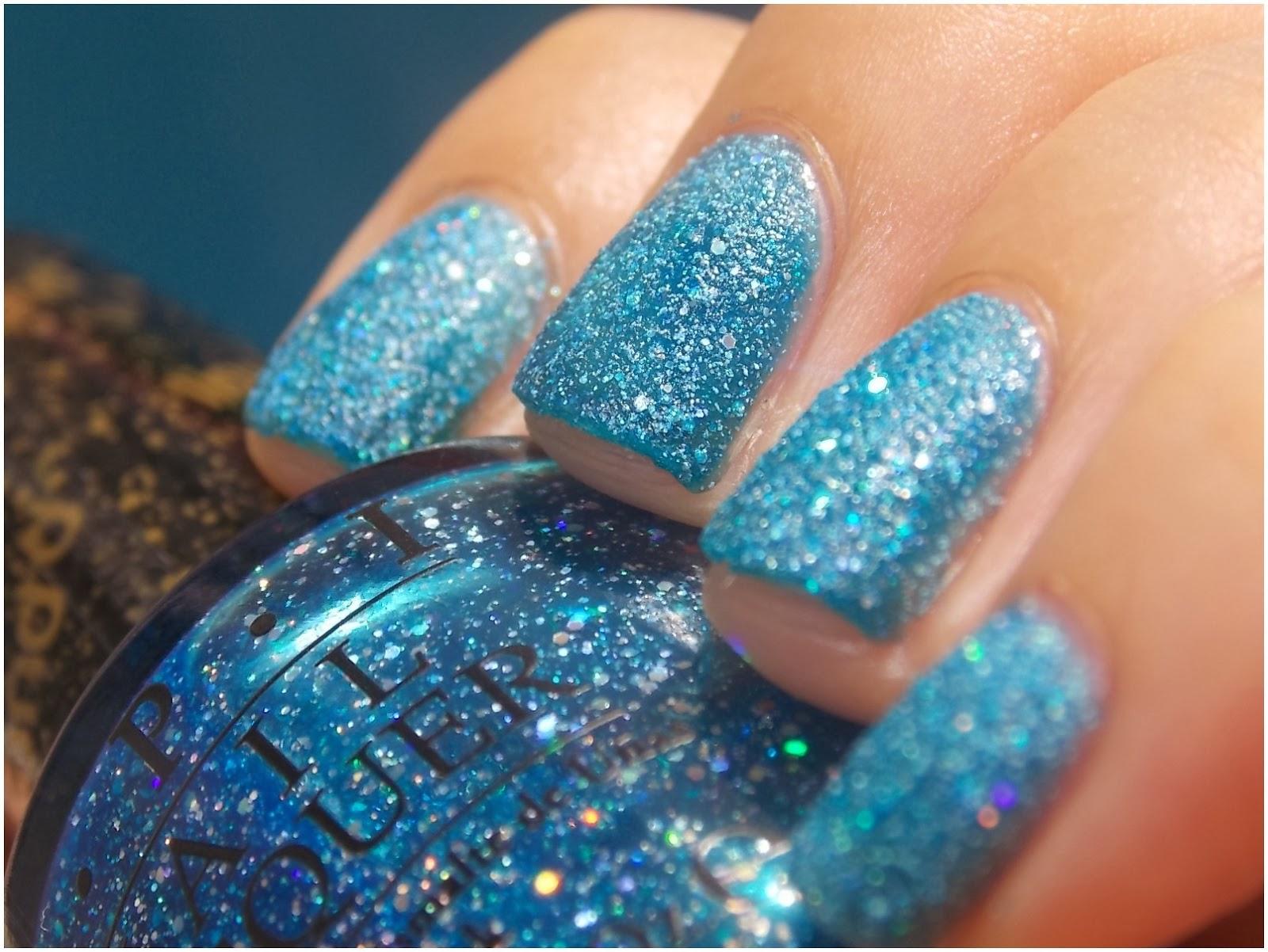 Diseños de uñas con texturas pinturas con relieve ...