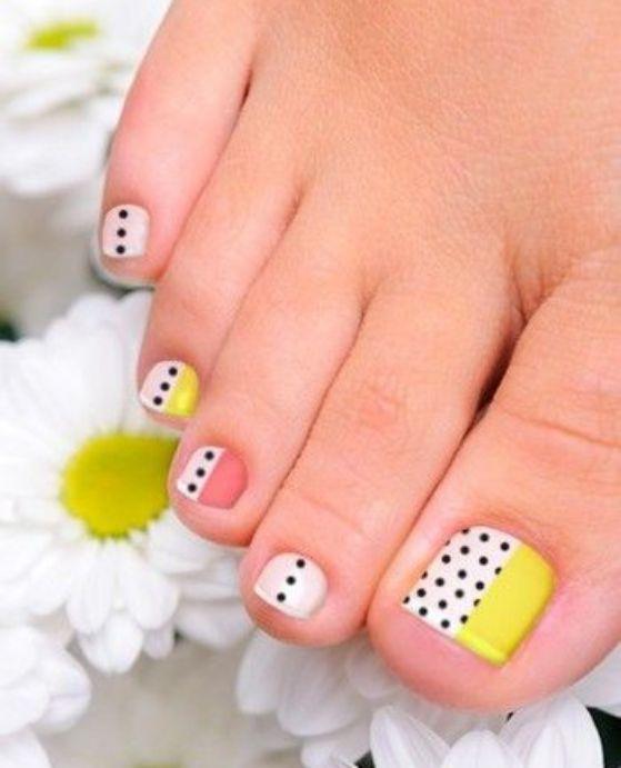 Creativos y divertidos diseños para lucir tus unas uñas ...